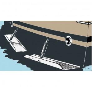 Flaps Inox per Imbarcazioni Osculati Serie Standard