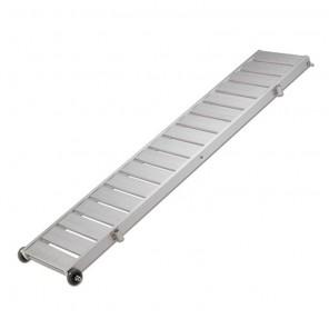 Passerella per barca in alluminio fissa metri 1,90