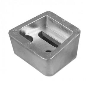 Anodo in zinco per Volvo Penta SX - DPS placca 3854130