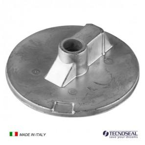 Anodo in zinco per Mercury Mercruiser Flat Trim 76214-4