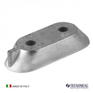 Anodo in zinco per Yamaha 4-15 hp Piastrina 65W-45251-00
