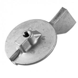 Anodo in zinco per Yamaha 50-100 hp Pinna 67F-45371-00