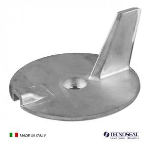 Anodo in zinco per Yamaha 25-60 hp Pinna 67C-45371-00