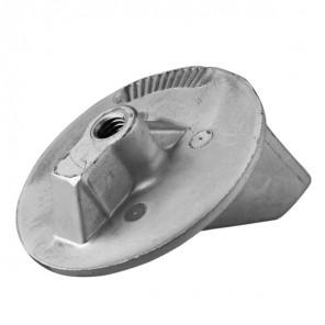 Anodo in zinco per Mercury Mercruiser 50hp pinna 31640