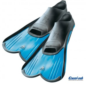 Pinna corta Cressi Sub Light per piscina e nuoto