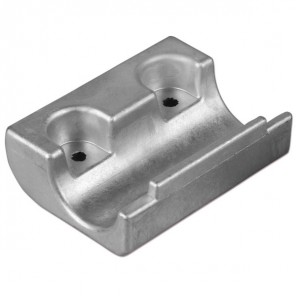 Anodo in zinco per Yamaha 40-50 hp placca 63D-45251-01