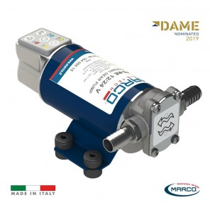Pompa Marco UP8-RE 10 L/min 12V-24V Regolazione della Portata