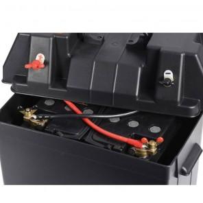 Cassetta porta batteria Trem mm 421x245x309