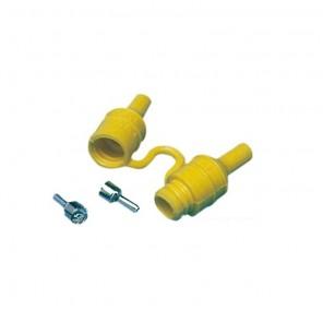 Portafusibili Stagno per Fusibili in Vetro da 6x32mm