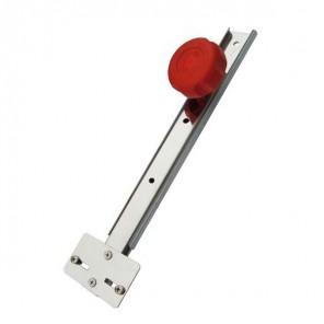 Porta trasduttore di poppa Inox cm 30
