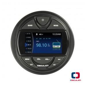 Radio Nautica per barca FM/AM Osculati 29.530.02 IPX5