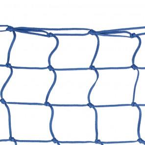 Rete per battagliola con nodo 5 metri Altezza cm 40 Blue