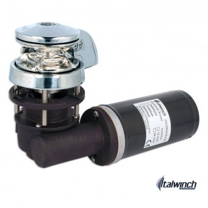 Verricello Salpa Ancora Italwinch Smart 500W Catena 6mm 12V