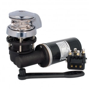 Verricello Salpa Ancora Italwinch Smart 700W Catena 8mm 12V