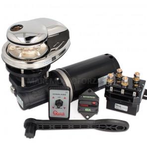 Salpa Ancora Quick Prince DP1 500 Catena 6mm 500w Kit Installazione