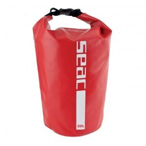Borsa sacca stagna Seac Sub dry bag 20 litri con tracolla