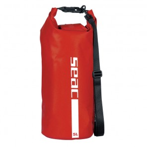 Borsa sacca stagna Seac Sub dry bag 5 litri con tracolla