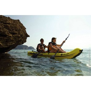 CANOA GONFIABILE SIT ON TOP SEVYLOR REEF 300 PACK COMPLETO
