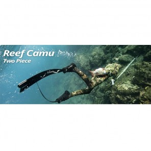 Muta Apnea Mimetica Sporasub Reef Neoprene 5mm Open Cell