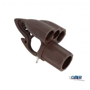 Testata Omer RAR0402 Camu per Fucile Sub : Cayman GI- Dragon - Cayman - T20 -