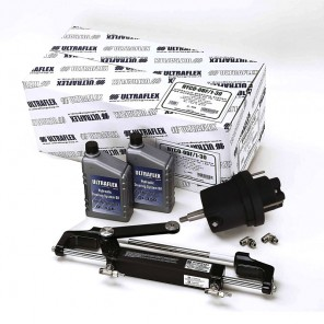 Timoneria Idraulica Ultraflex HYCO-OBF/1 Per Fuoribordo Max 150hp