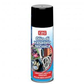 Olio di vasellina tecnica CFG spray 200ml