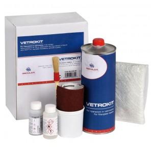 Riparazione Vetroresina VetroKit Osculati 800 grammi