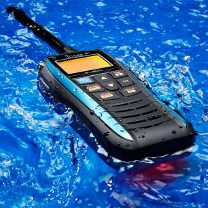 VHF Icom IC-M25 EU portatile impermeabile galleggiante