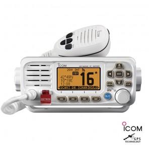 VHF Icom IC-M330GE nautico BIANCO con DSC e antenna GPS