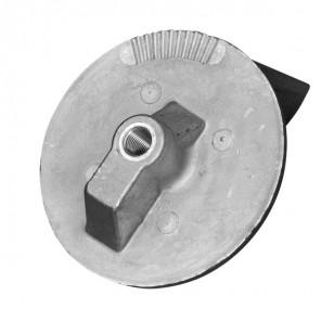 Anodo in zinco per fuoribordo Yamaha 679-45251-00
