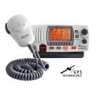 VHF FISSO MARINO COBRA MR F77WHITE EU
