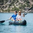 canoa gonfiabile sevylor ottawa con pagaie