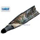 Omer Stingray Carbon 3D Pinne Per Apnea in Carbonio Fins Carbon