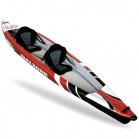 Canoa Gonfiabile Jbay.zone 425 DUO Kayak in Drop-Stitch