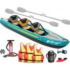 SEVYLOR ALAMEDA PREMIUM kayak gonfiabile con pagaie