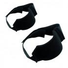 Cavigliere per la apnea Foderate Neoprene Con Velcro