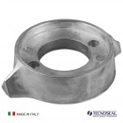 Anodo in zinco per Volvo Penta collare 875815