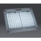 PLAFONIERA QUICK ACTION 10W IP66 LED BIANCO