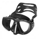 Maschera in silicone Seac Sub one nero / nero