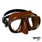 Maschera sub Mares Tana in silicone Brown