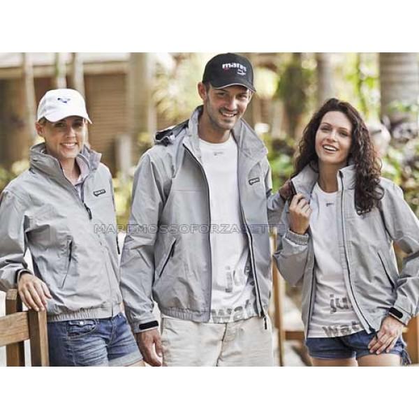 vendita giacca a vento unisex mares con cappuccio tg xxlarge giubbotto abbigliamento e accessori